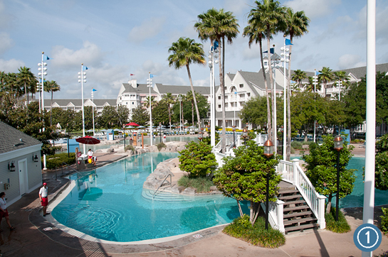 Stormalong Bay at Disney's Yacht and Beach Club Resorts
