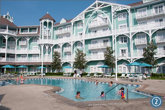 Dunes Cove Pool At Beach Club Villas