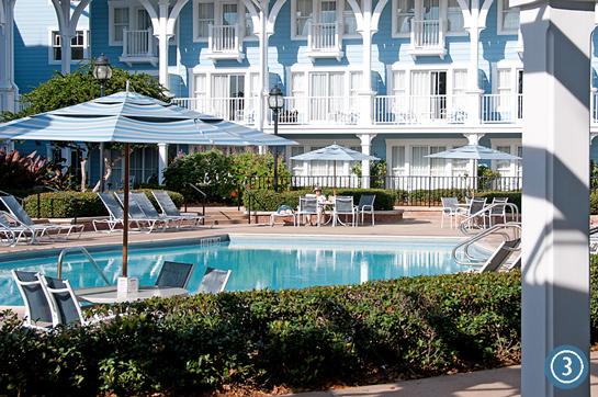Beach Pool at Beach Club Villas