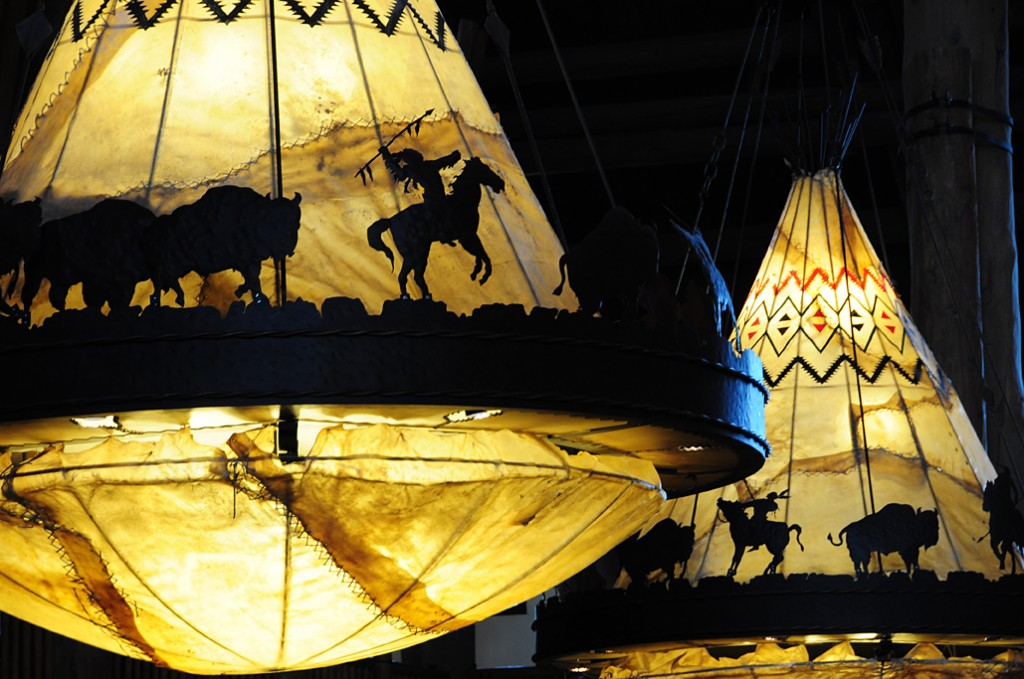 Wandering the lobby of disneys wilderness lodge chandeliers at disneys wilderness lodge aloadofball Choice Image