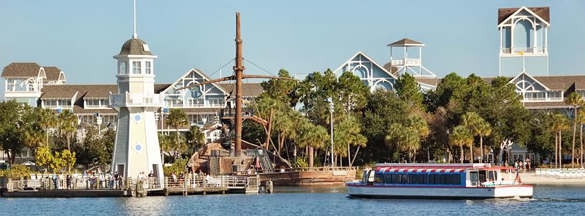 Disney's Beach Club