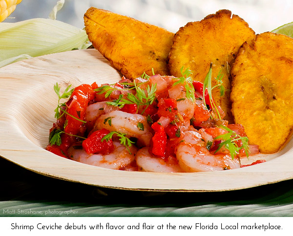 17th Annual Epcot International Food & Wine Festival Ceviche