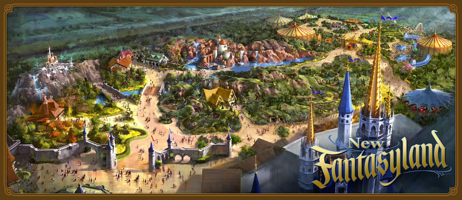 The New Fantasyland