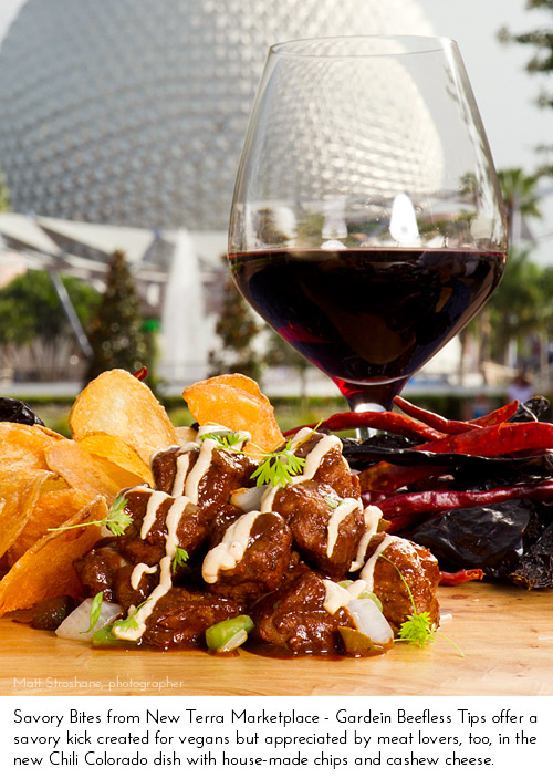 17th Annual Epcot International Food & Wine Festival Vegan