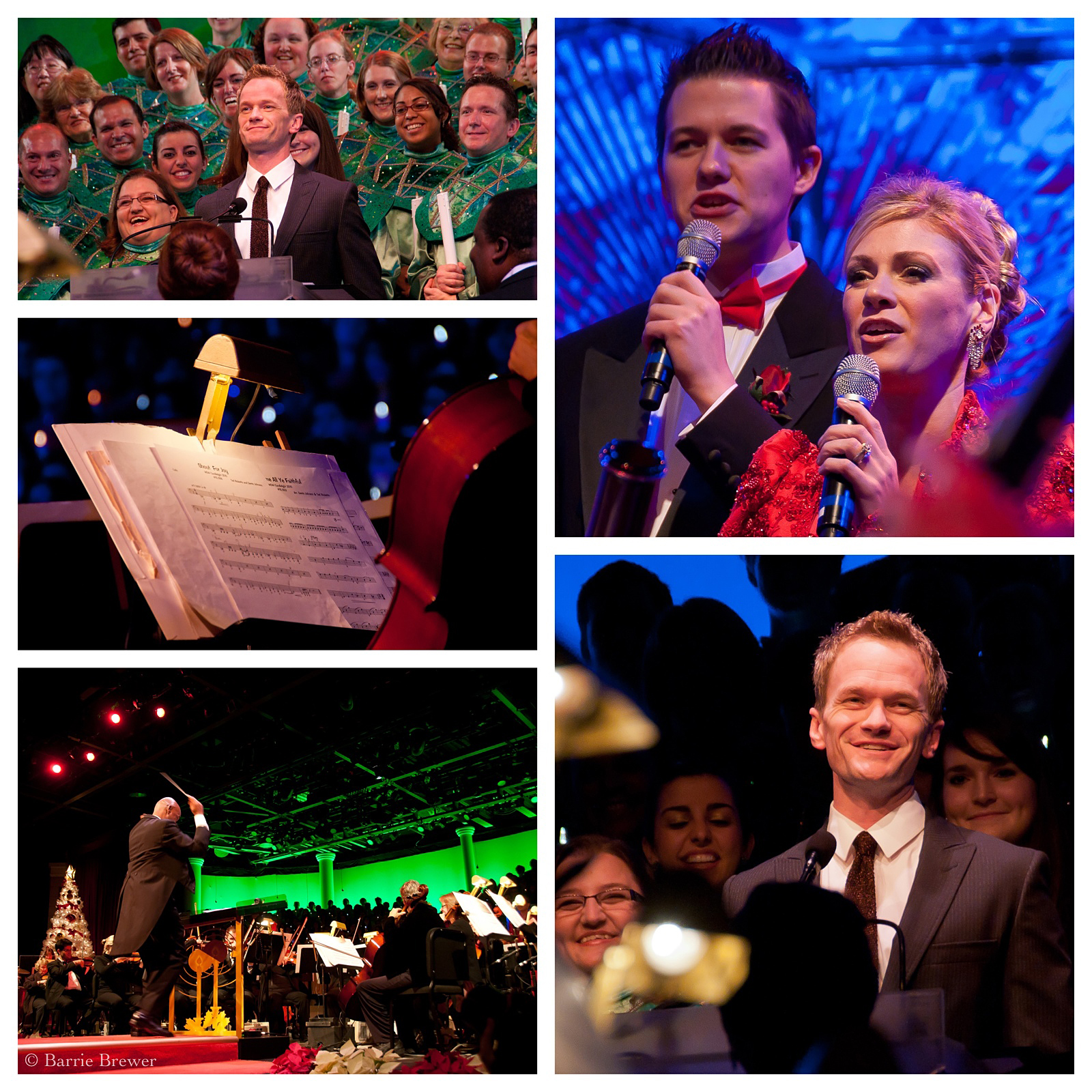 Epcot Candlelight Processional Dining Package Tips: Candlelight Processional Returns To Epcot For Its 43rd Season