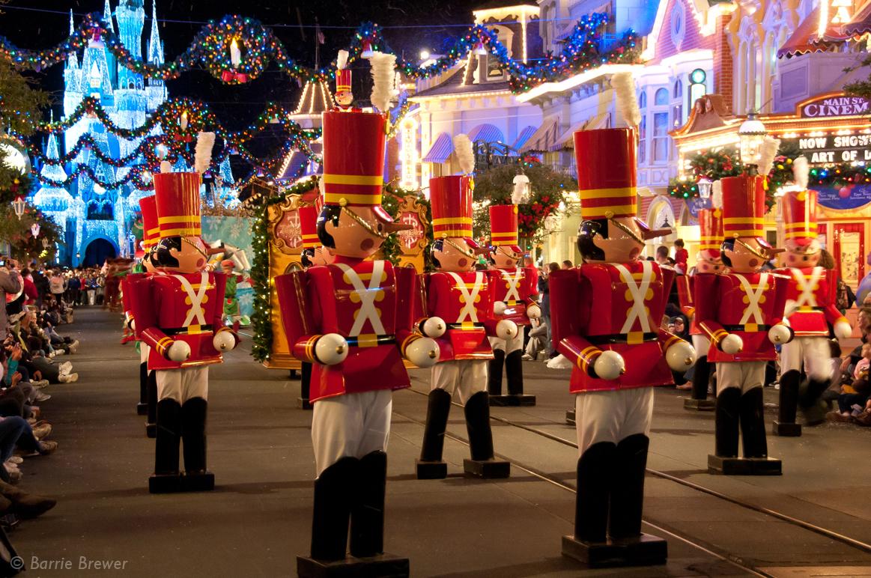 November 2012 At Walt Disney World
