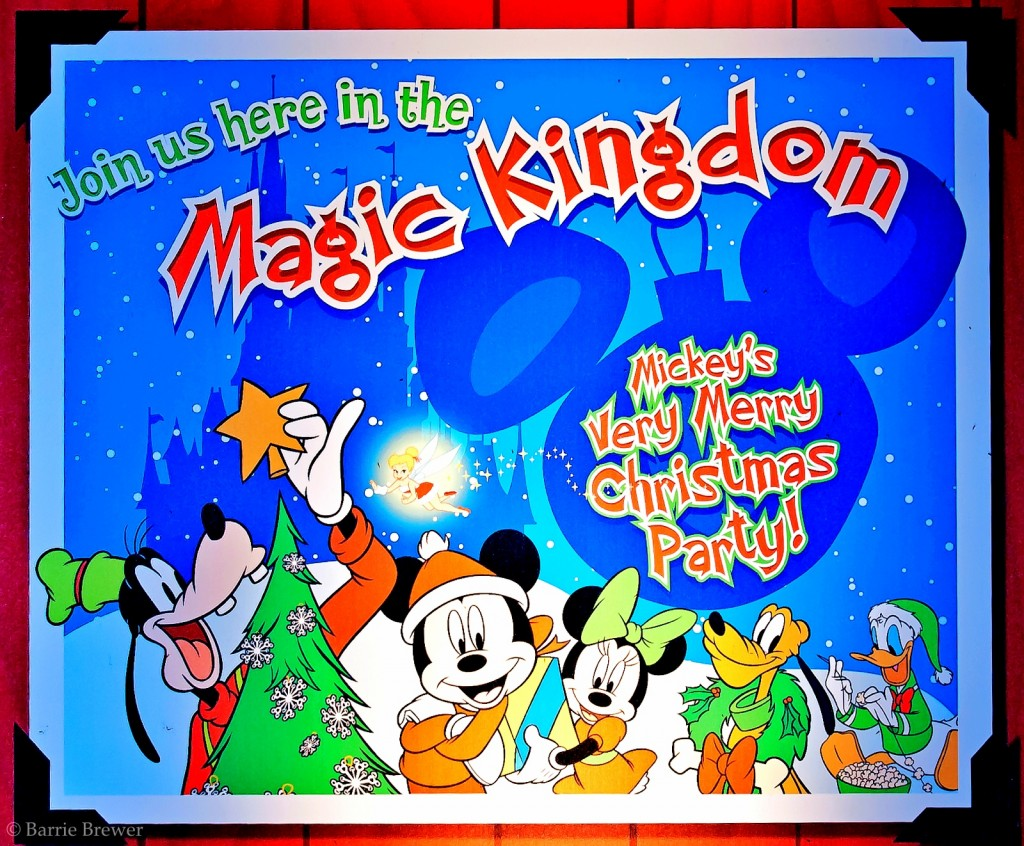 tips for mickeys very merry christmas party at the magic kingdom - Mickeys Christmas Party Tickets