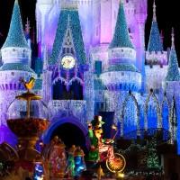 December 2012 at Walt Disney World