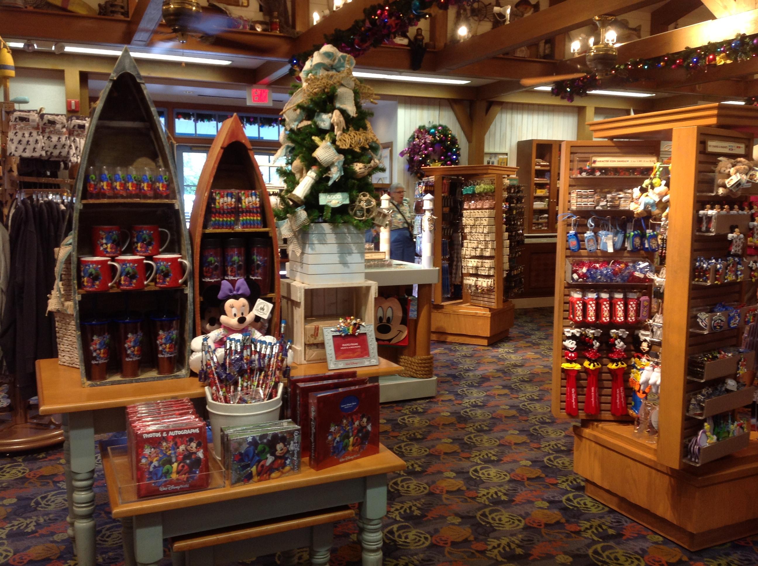 Disney Vacation Club Gift Shop Tour-4949