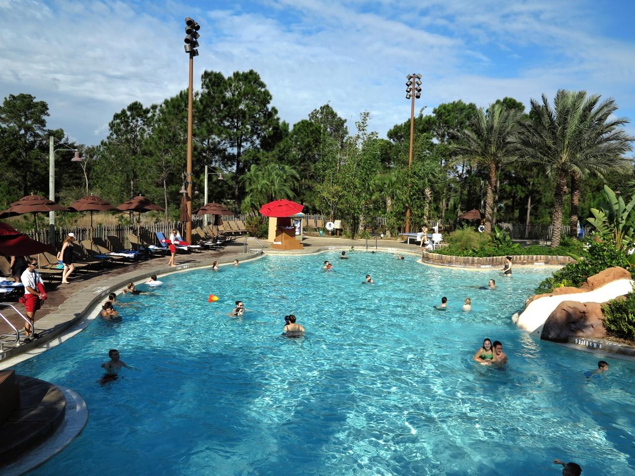 Pools At Disney S Animal Kingdom Lodge