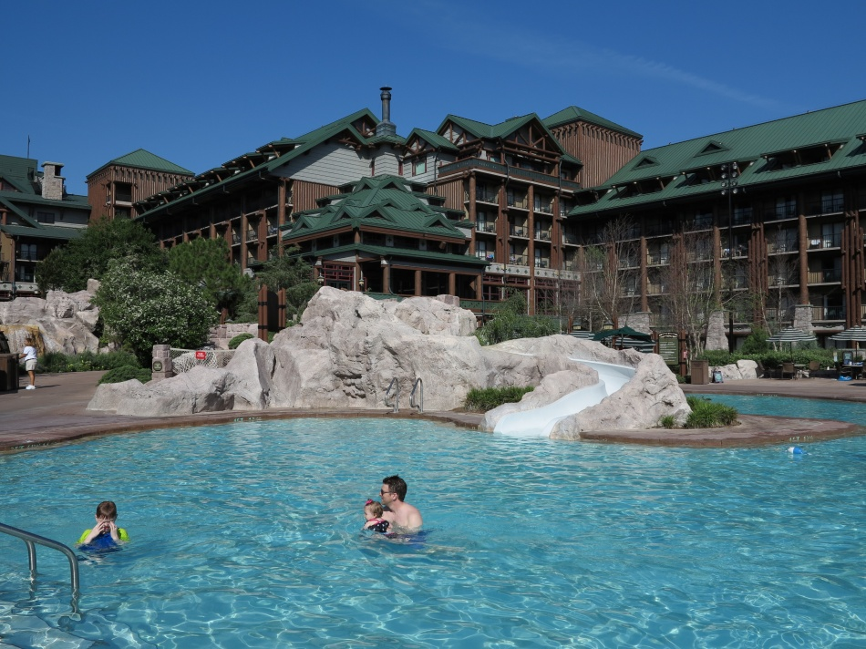 Pools At Disney S Wilderness Lodge And Villas
