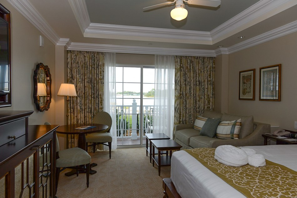 New Studio Villa At Disney S Grand Floridian Resort Amp Spa