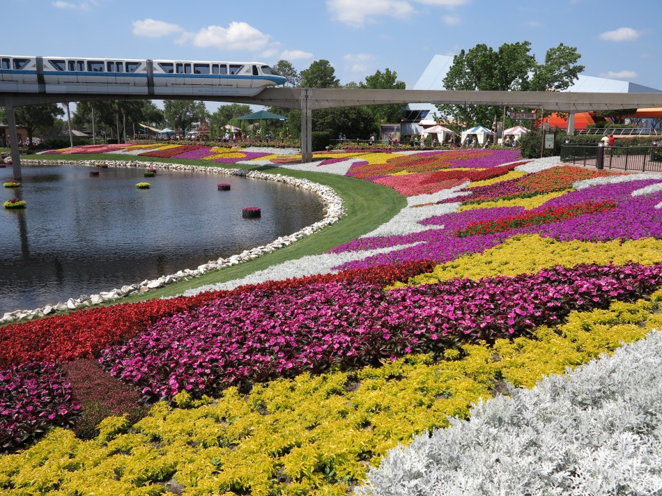 21st Epcot International Flower Garden Festival