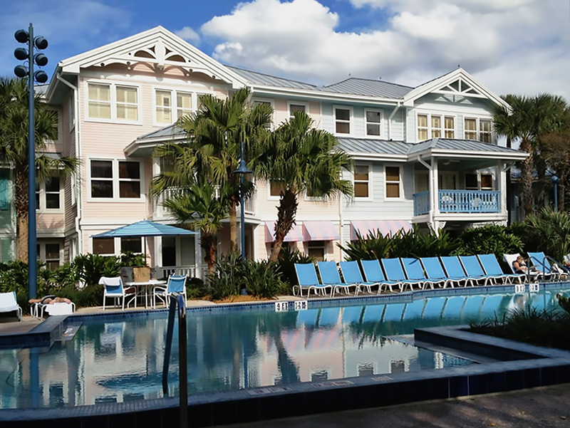 Villas at Disney's Old Key West