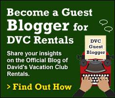 DVC Guest Blogger