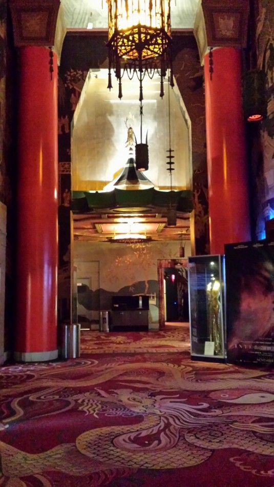 D2 chinese theater lobby