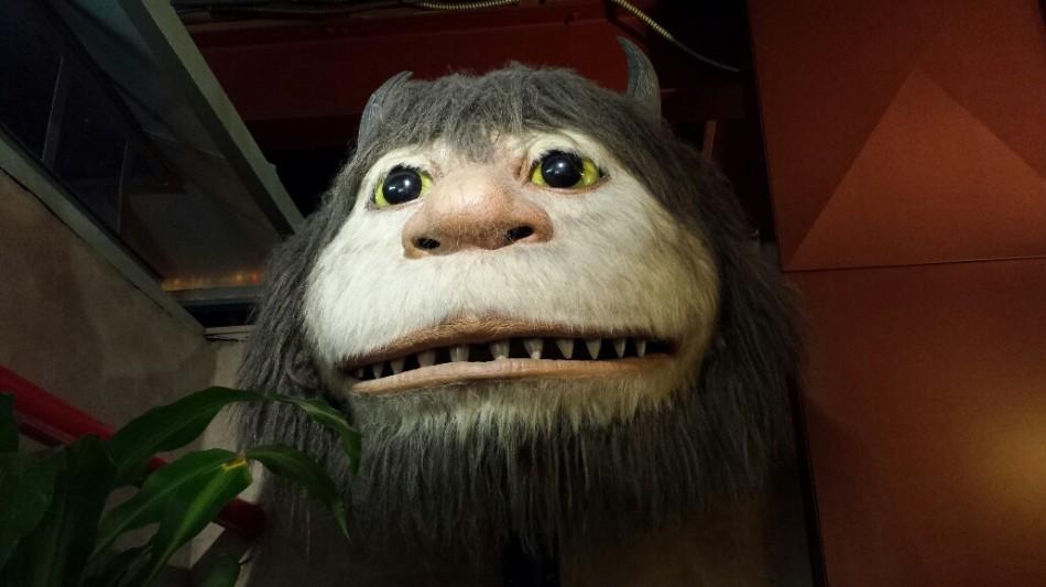 D2 lg puppet face