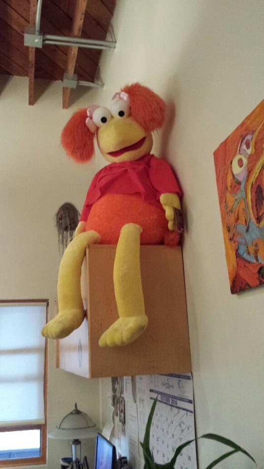 D2 puppet up