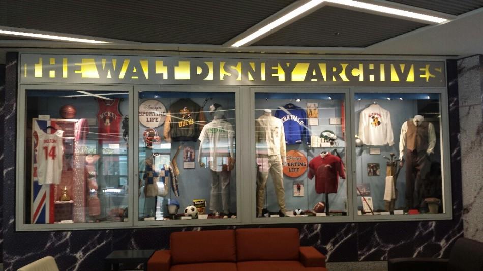D3 Disney archives