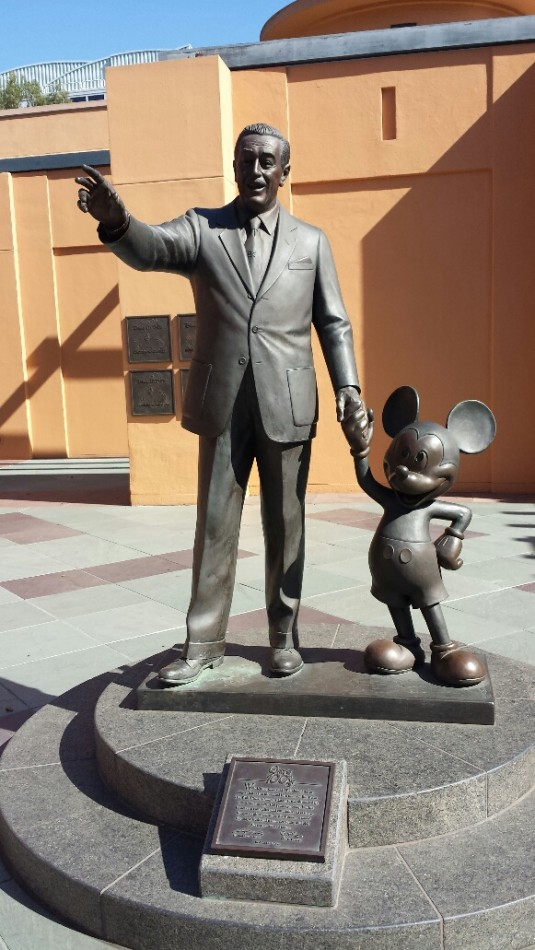 D3 walt and mickey