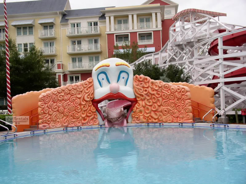 Disney Vacation Club A Resort Overview