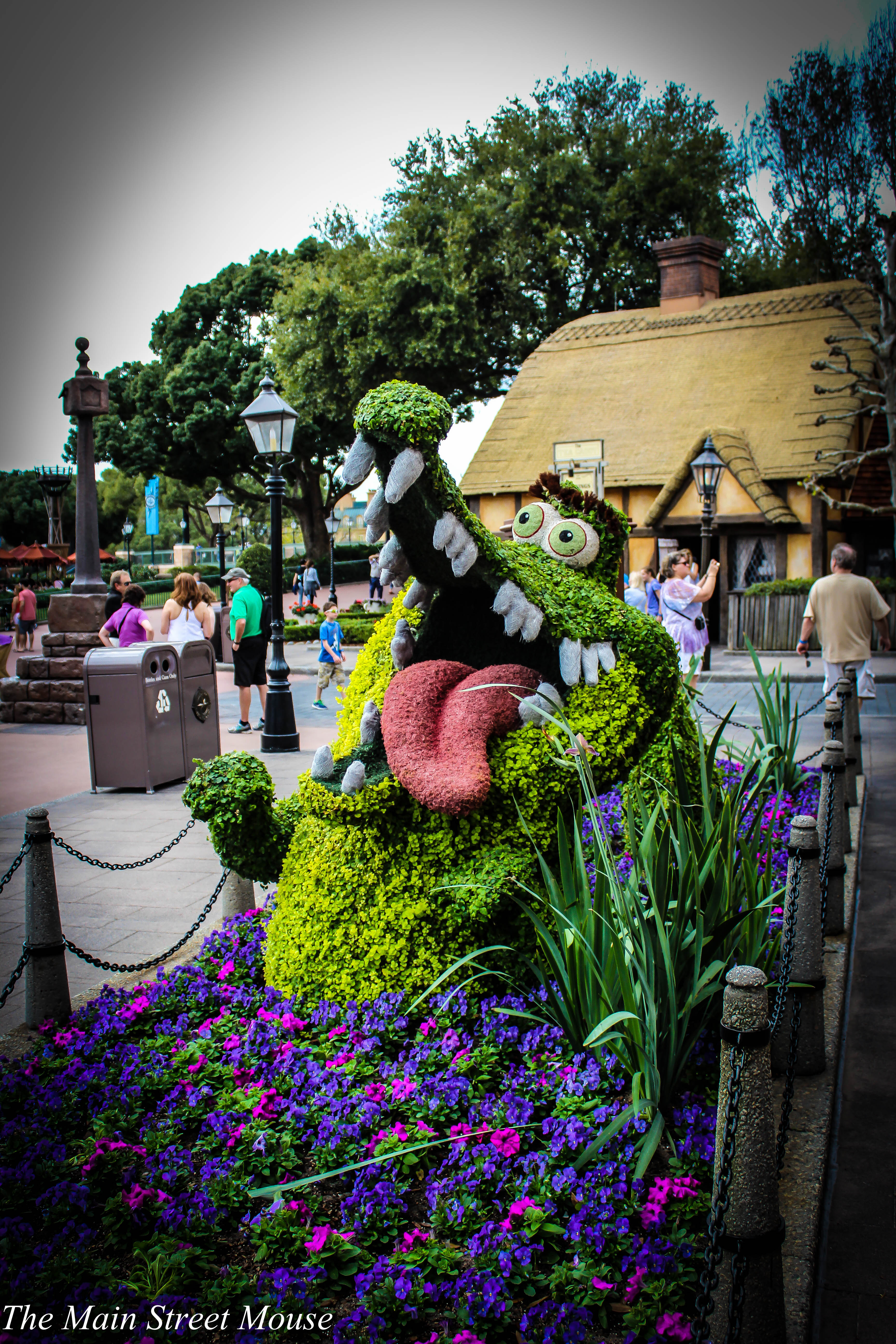 Highlights Of Epcot 39 S International Flower And Garden Festival 2016