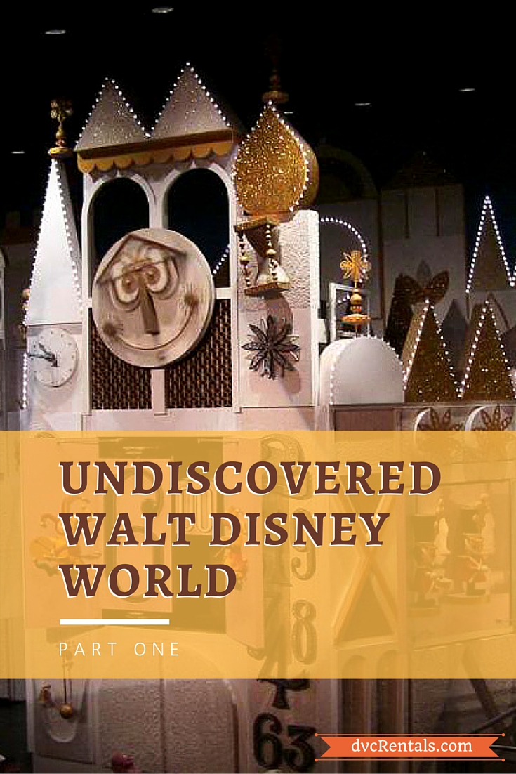 Undiscovered Walt Disney World (1)