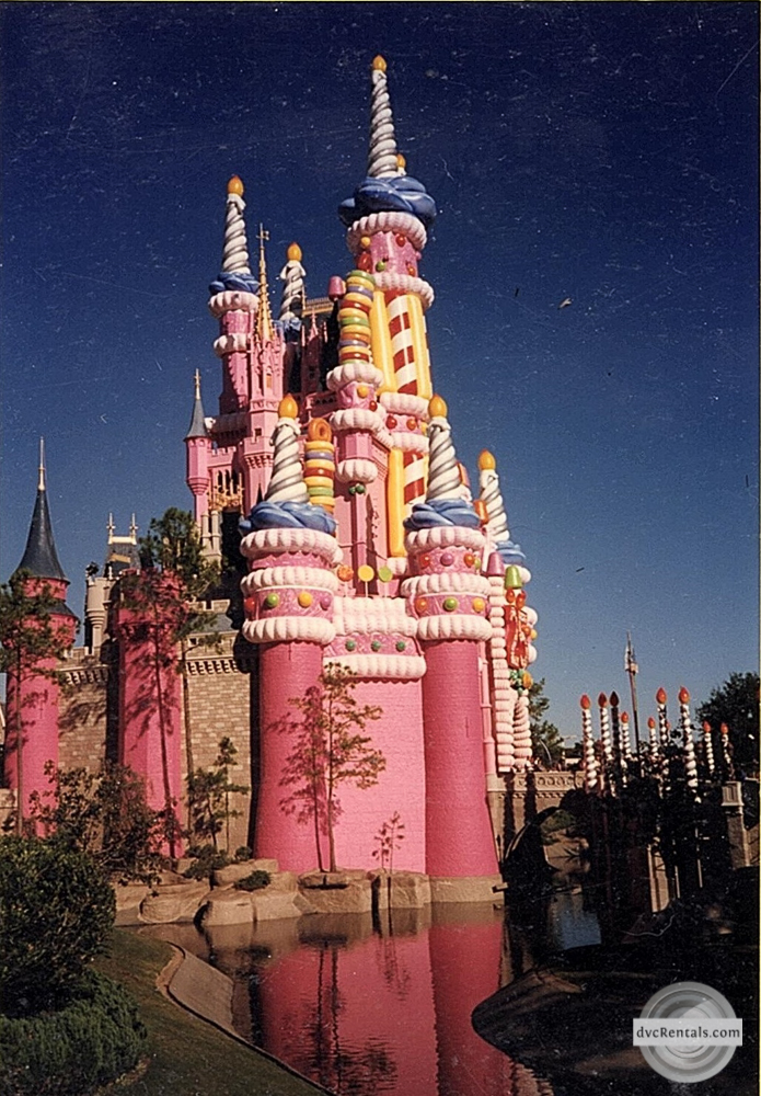 Walt Disney World A Decade Ago