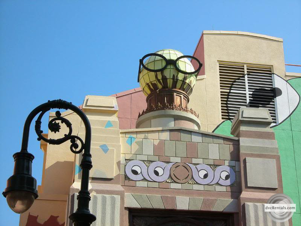 Hollywood Studios Stage 1 door
