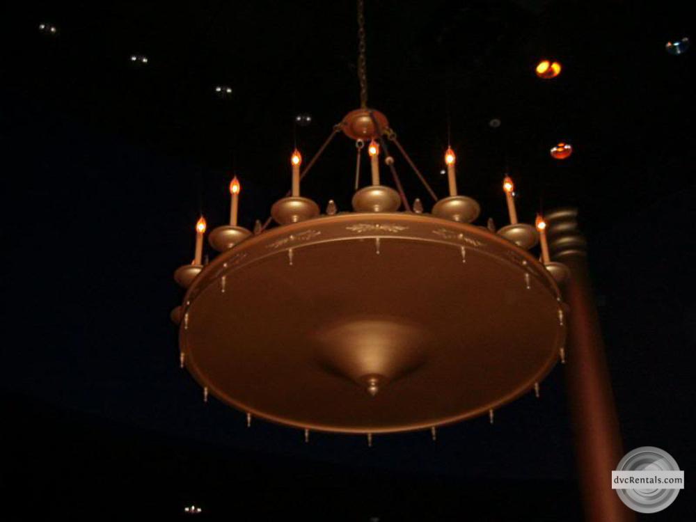 Philharmagic chandeleir