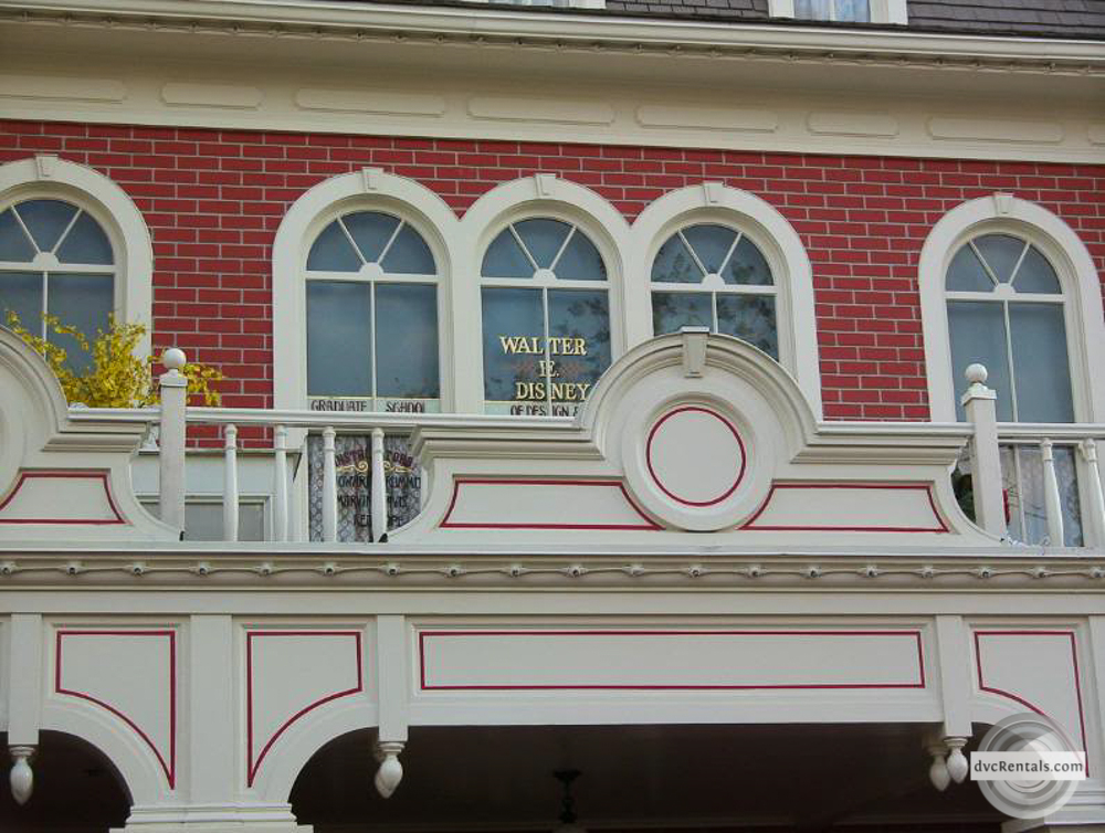 Main Street Window