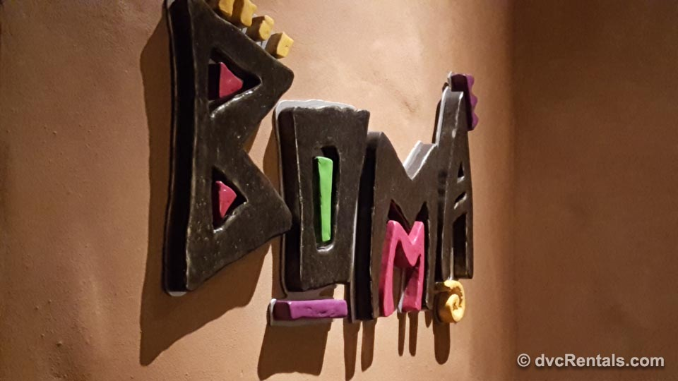 Boma Sign