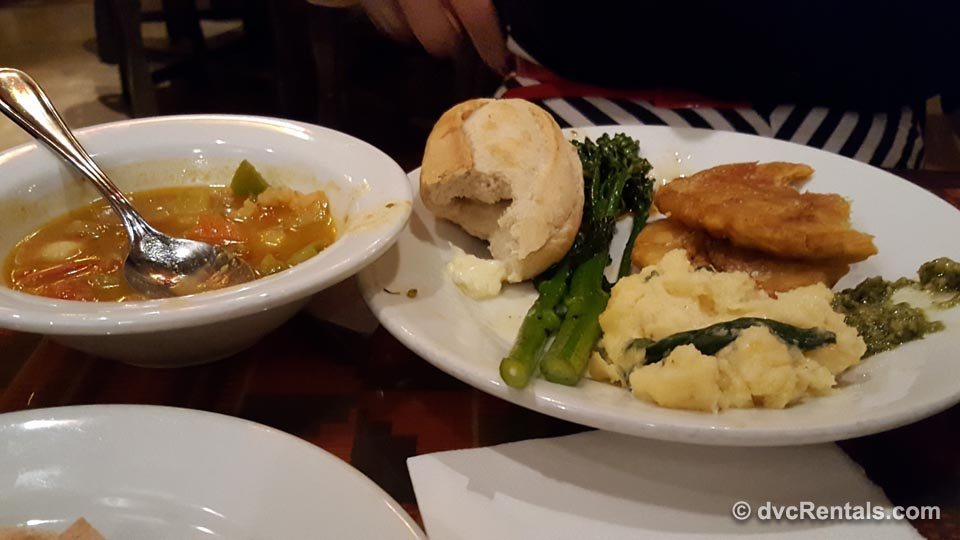 Boma Vegetarian Plate