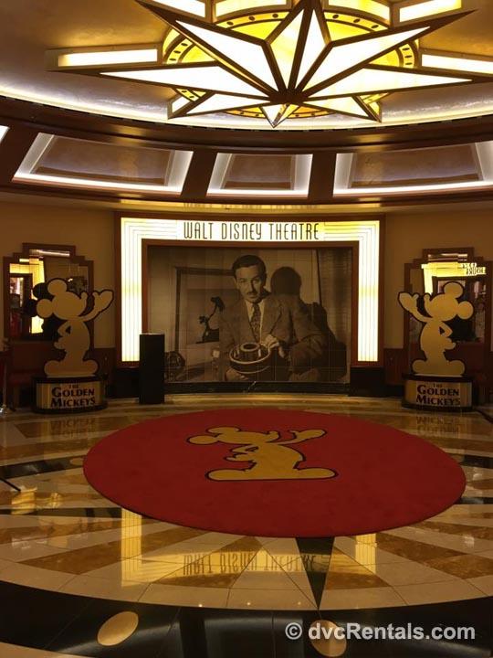 Disney Cruise Theatre
