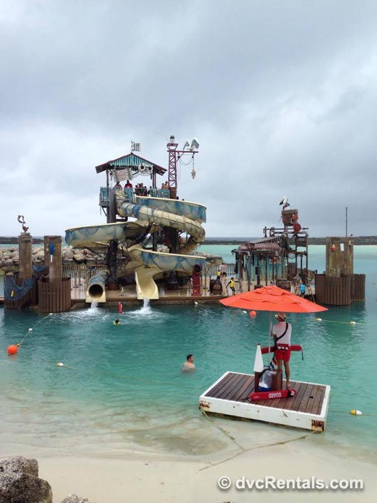 Disney Private Island Pool