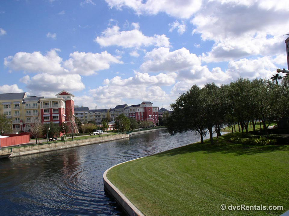 Waterway to Disney's Hollywood Studios