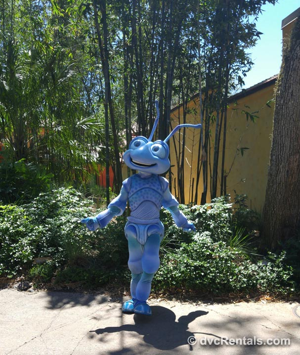 A Bug's Life Character