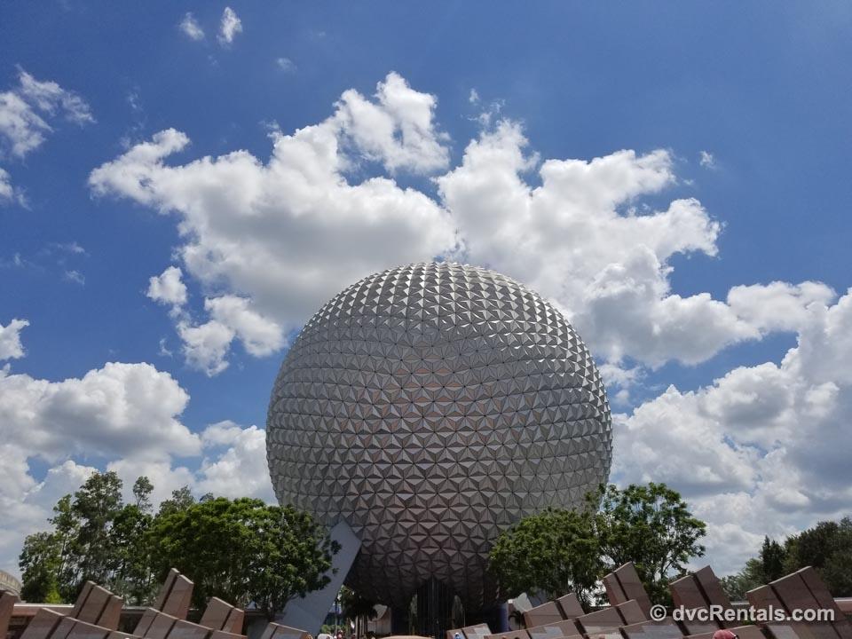 Disney Spaceship Earth