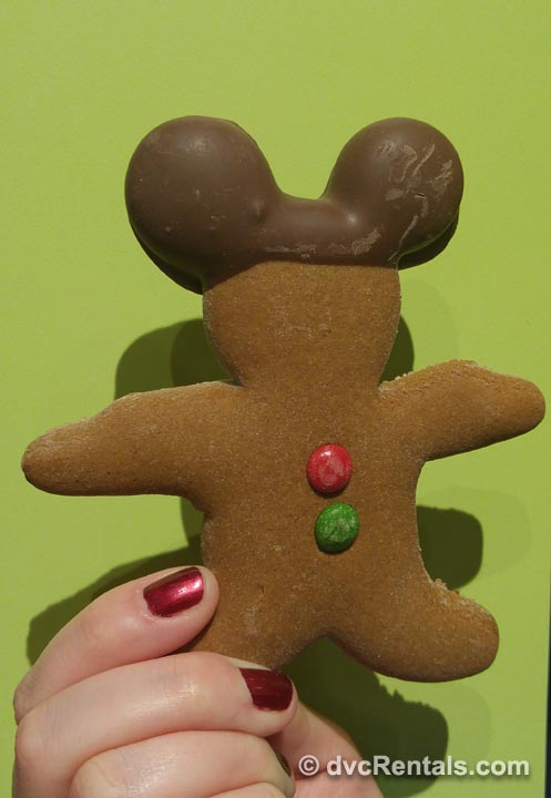 Micky Mouse Gingerbread cookie