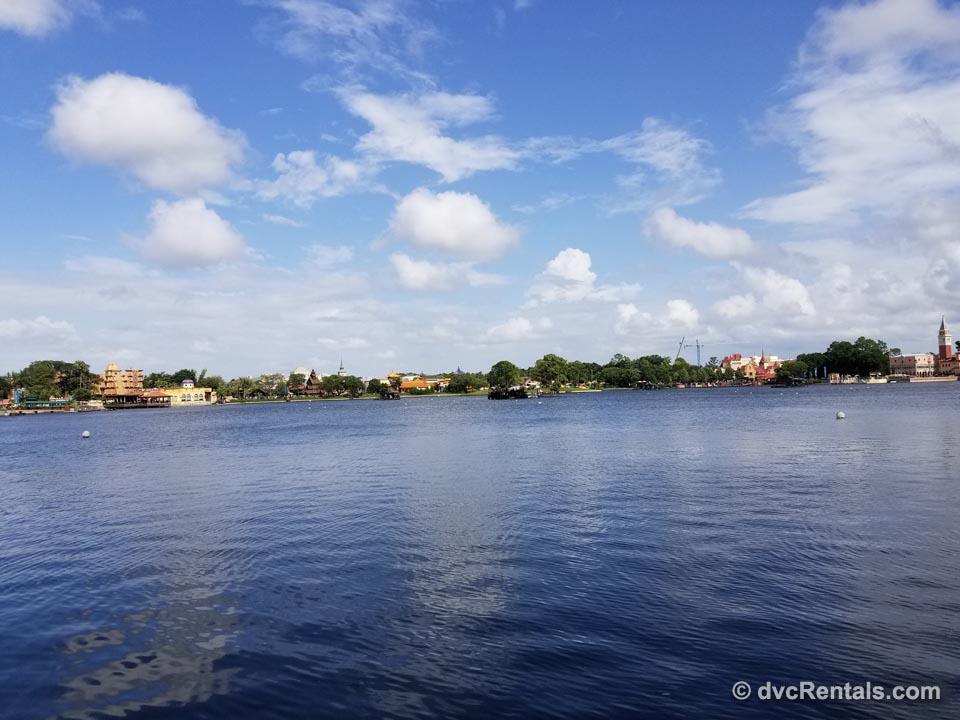 Lake View Sail Disney