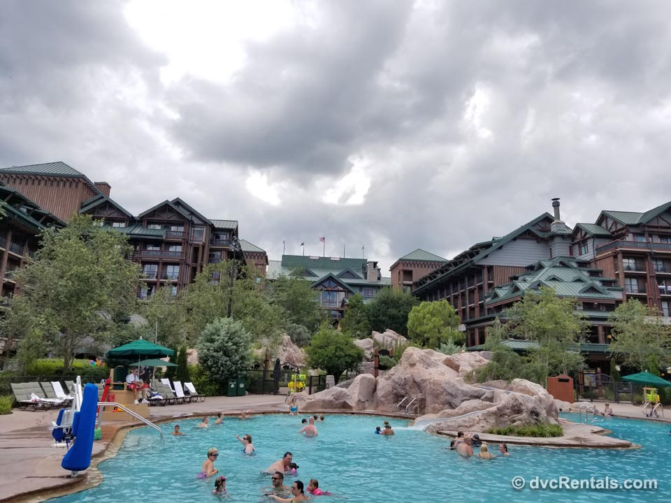 Wilderness Lodge Resort Pool