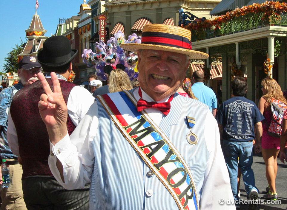 Mayor Weaver