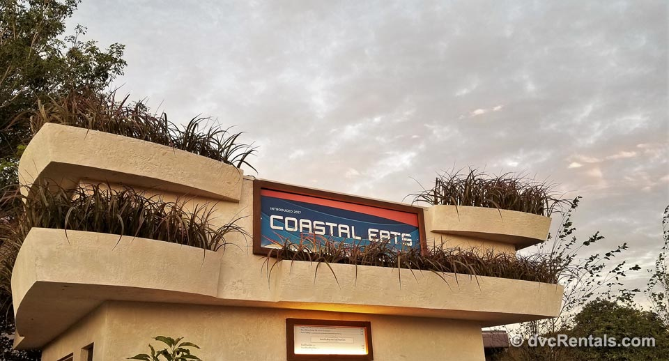 Coastal Eats Disney