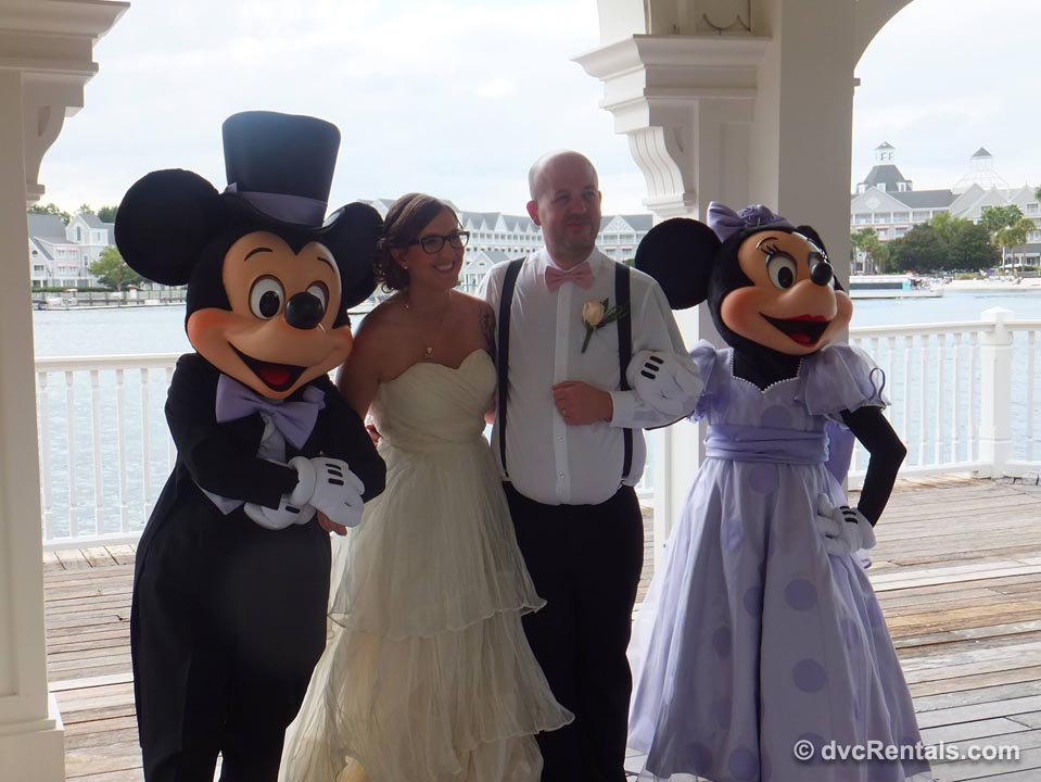 Mickey Mouse Chartacters