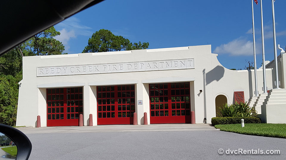 Reedy Creek Firehouse