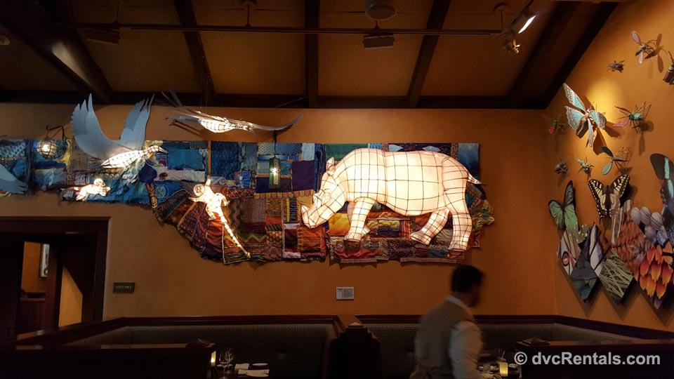 Tiffins Wall Decoration