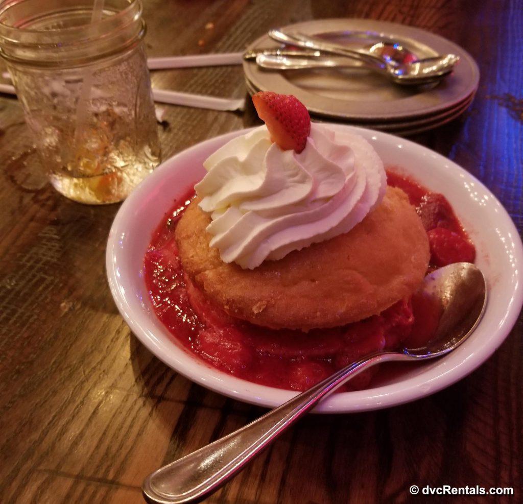 Desserts from Hoop-Dee-Doo Musical Revue