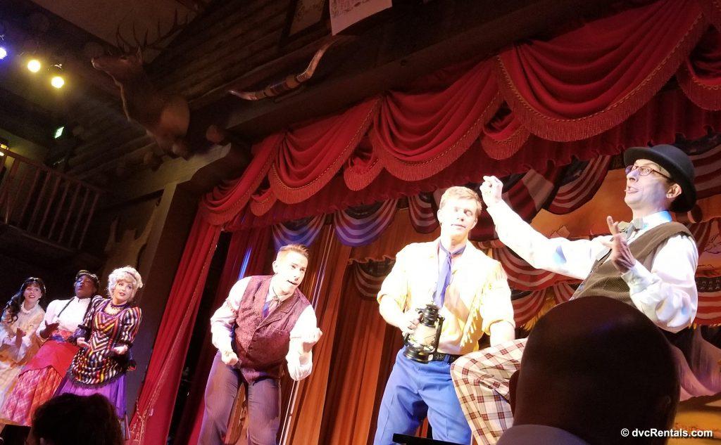 Hilarious hootenanny Hoop-Dee-Doo Musical Revue