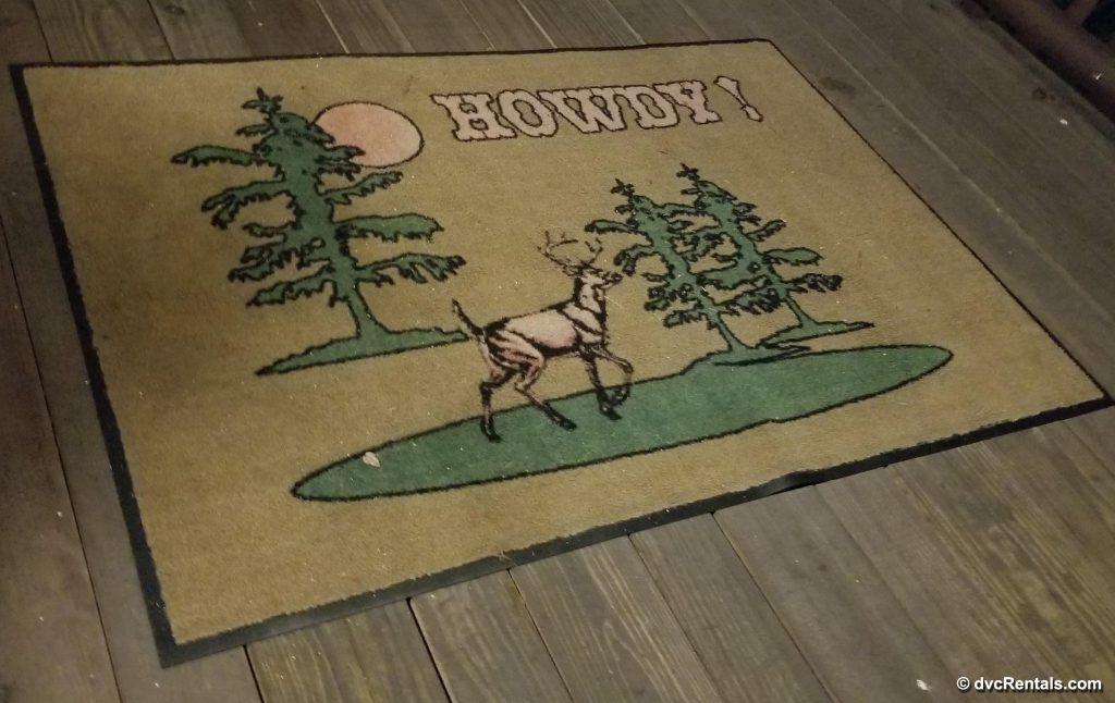 Hoop-Dee-Doo Howdy Carpet