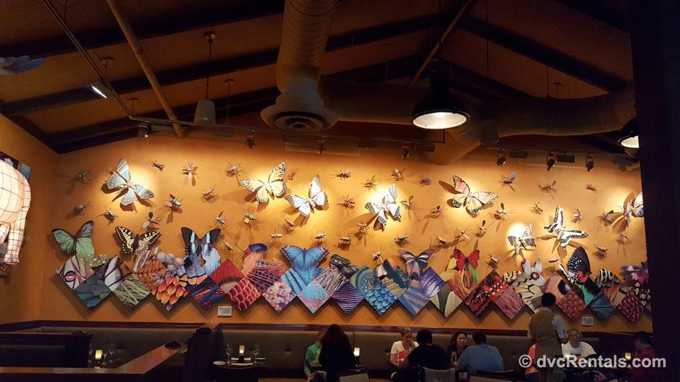 Tiffins Wall Art